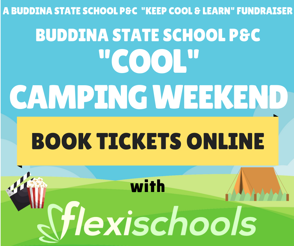Cool Camping Weekend 2018 - Order Now