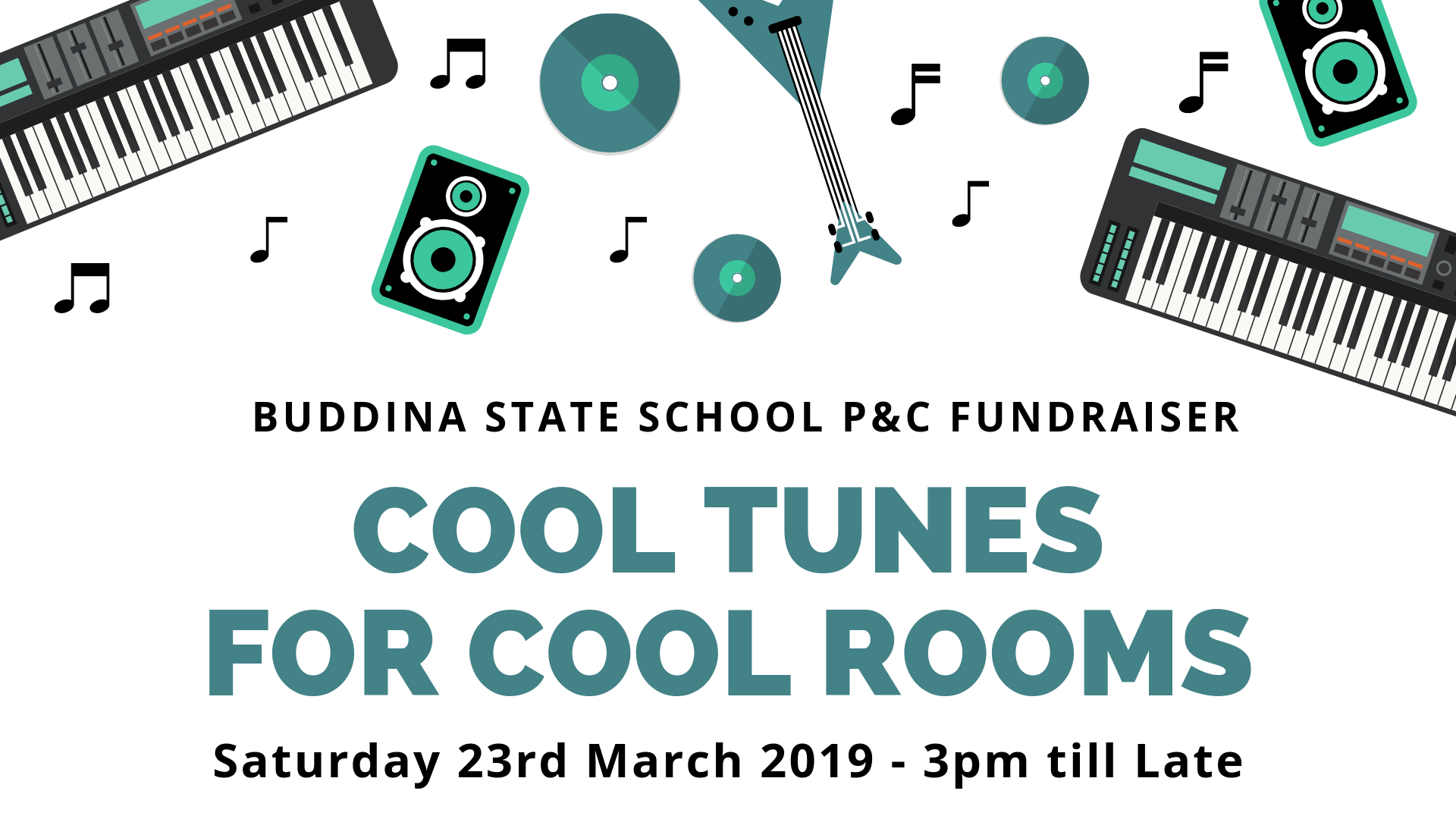 Buddina State School P&C - Cool Tunes for Cool Rooms 2019
